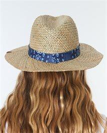 Surf Shack Straw Panama Hat