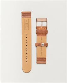 Watch Strap Daybreak Digital Rose Leather