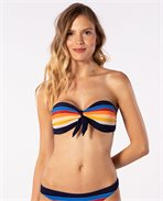 Keep On Surfin Bandeau Bikini Top