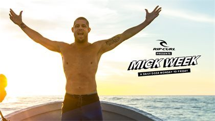 Rip Curl Presents: Mick Fanning Week