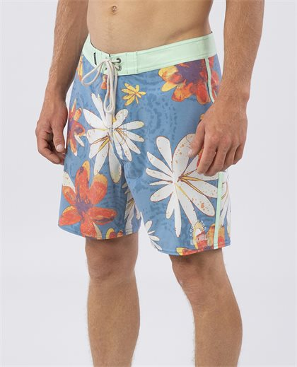 "Mirage Happy Fields 18"" Boardshort"