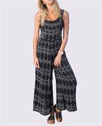 Sari Printed Jumpsuit