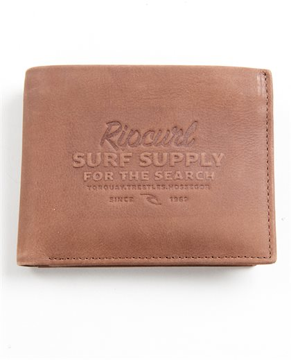 Surf Supply RFID 2 in 1 Wallet