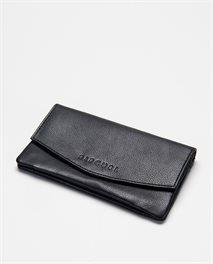Lost Milled RFID Leather Wallet