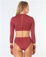 Golden Days Good Long Sleeve Swimsuit