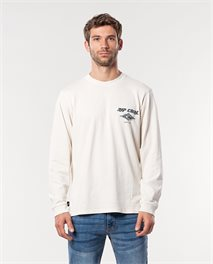 Fadeout Long Sleeve Tee