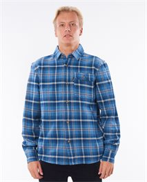 Salt Water Culture Check Long Sleeve Shirt