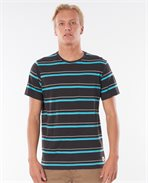 Salt Water Culture Aurora Stripe Tee