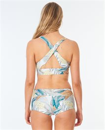 Tropic Sol Mirage Bikini Crop Top