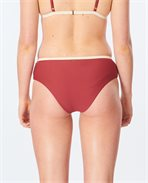 Golden Days Block Hi Cheeky Bikini Pant