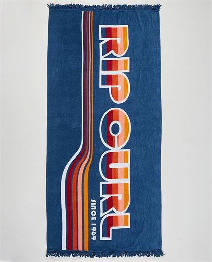 Golden Days Standard Towel
