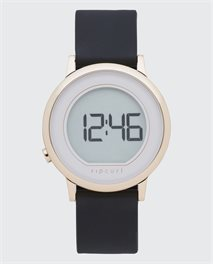 Daybreak Digital Rose Gold Watch
