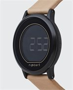 Reloj Daybreak Digital Midnight Leather