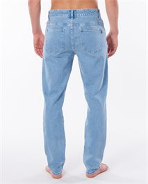 Slim Salt Blue Denim