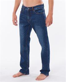 Jean Straight Tidal Blue