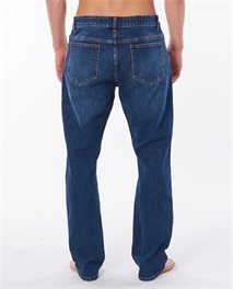 Straight Tidal Blue Denim