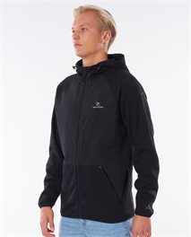 Flyer Anti Series Zip Hooded Fleece