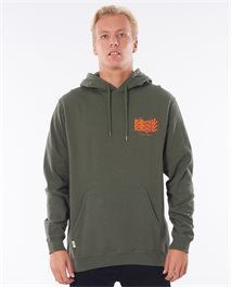 Surf Heads Hood Fleece