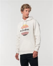 Mama Sunset Hood Fleece