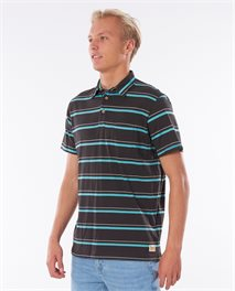 Polo Aurora Stripe