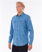 Searchers Denim Long Sleeve Shirt