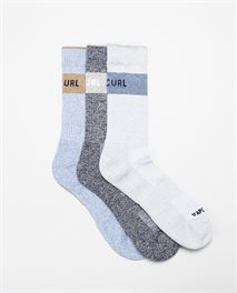 Ultimate Crew Sock 3-Pack