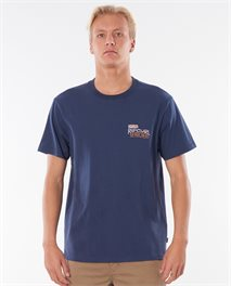 T-shirt manches courtes Searchers Taiyo
