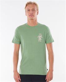 T-shirt manches courtes Search Logo