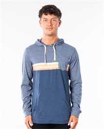 Surf Revival Hood Long Sleeve