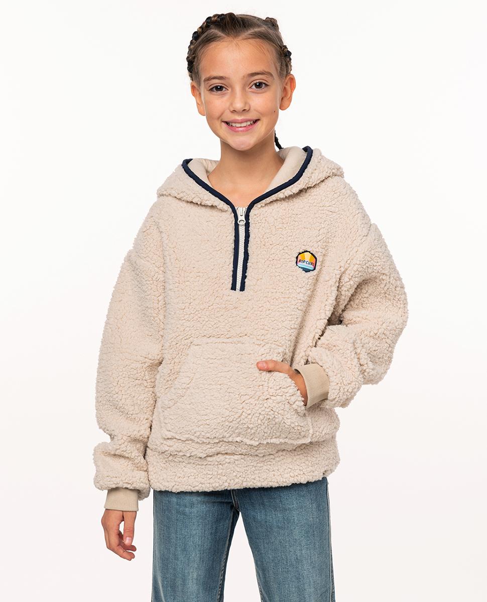 Rip Curl Girl Keep Surfin Fleece Girls Sweater