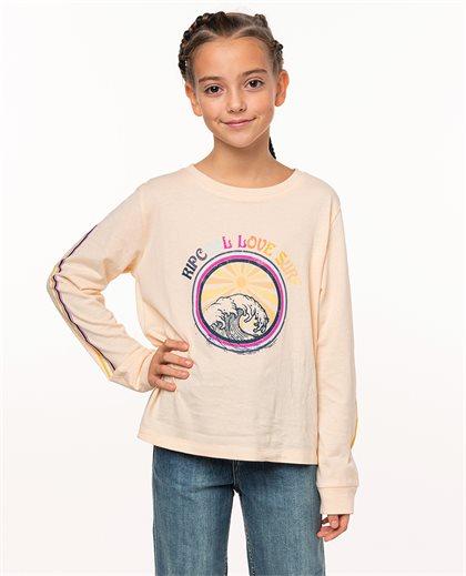 Teen Lily Long Sleeve Tee Girl