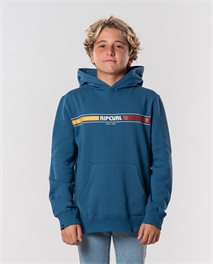 Mama Horizon Hood Fleece Boys