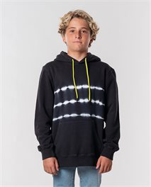 Grateful Dye Hood Fleece Boy