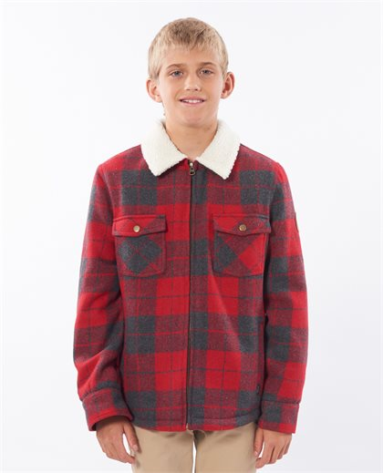Logging Jacket Boy