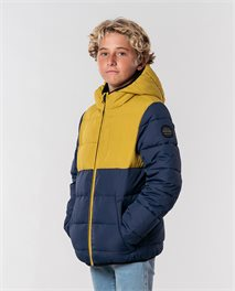 Puffer Wave Jacket Boy