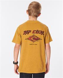 T-shirt Fadeout Swirl-Boy