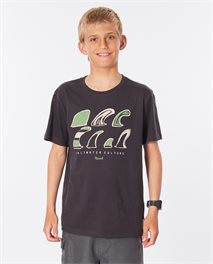 Salt Water Culture Fin Tee Boy