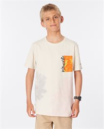 Surf Heads Tie Dye Tee Boy