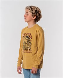 Big Sky Long Sleeve Tee Boy