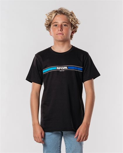 Mama Horizon Short Sleeve Tee Boy