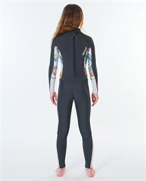 Junior Girl Dawn Patrol 5/3 Back Zip Wetsuit