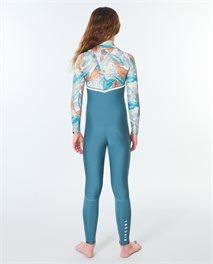 Junior Flashbomb 3/2 Zip Free Wetsuit