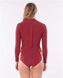 Golden Daze Long Sleeve UV Surf suit