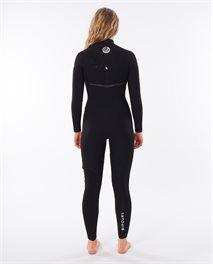 Women E Bomb 5/3 Zip Free Wetsuit