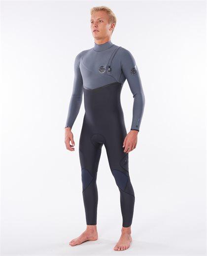 Flashbomb 4/3 Zip Free Wetsuit