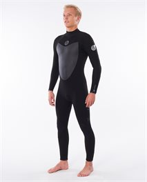 Flashbomb 5/3 Back Zip Wetsuit