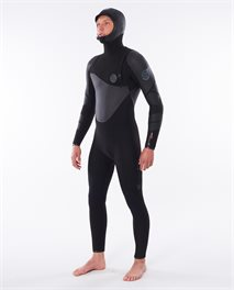 Flashbomb Heatseeker 5/4 Hooded Wetsuit