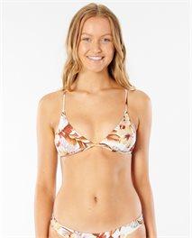 Leilani Xback Triangle Bikini Top