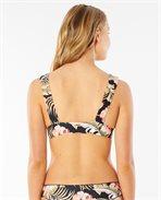 Leilani Deep V Halter Bikini Top