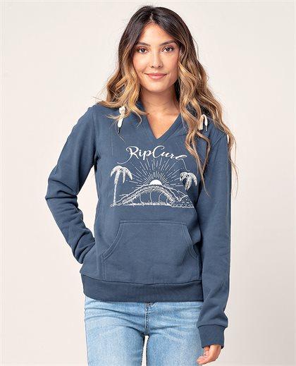 Branded Hood Fleece